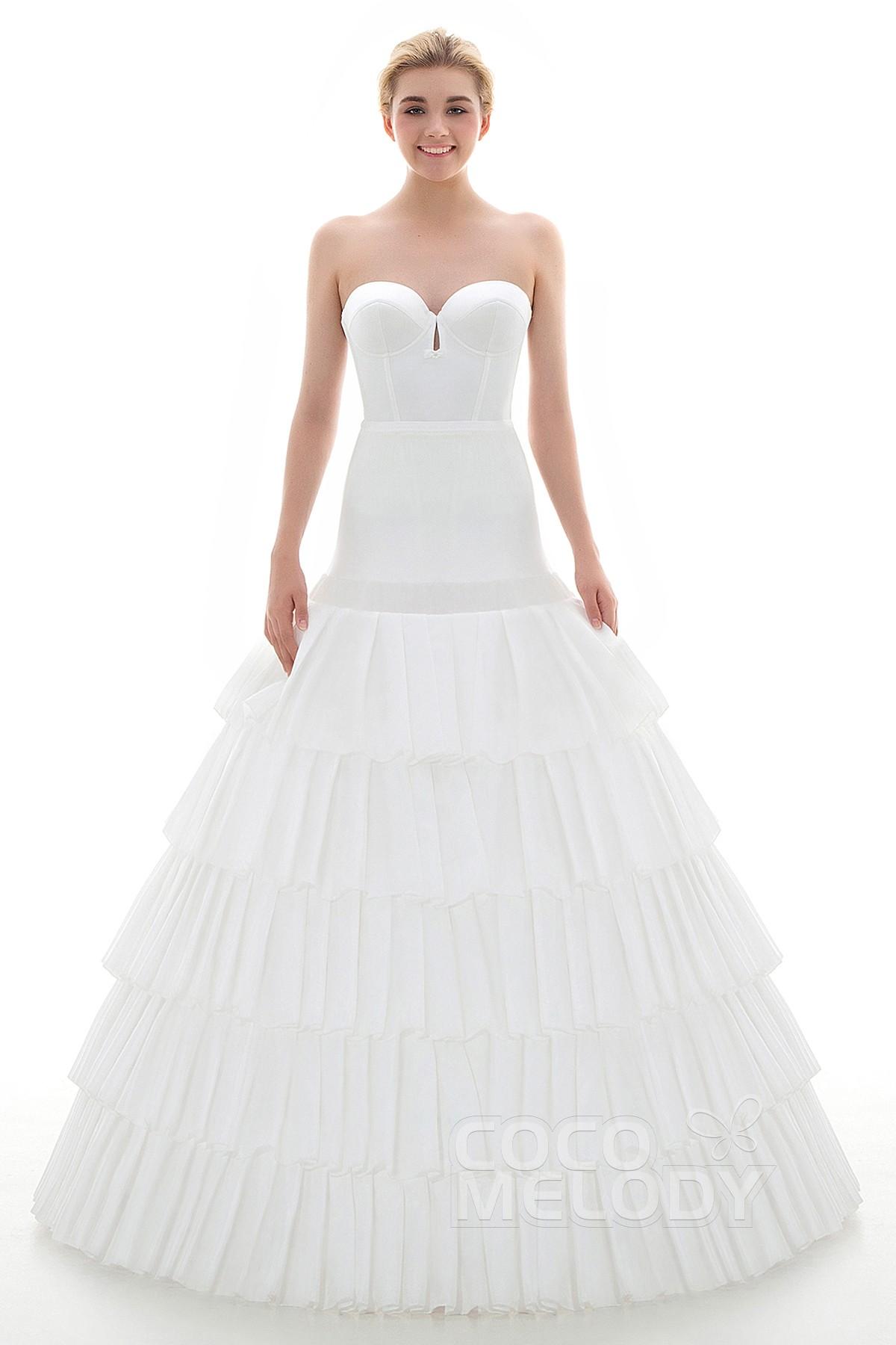 Ball Gown Taffeta Wedding Petticoats CP0016004   Cocomelody