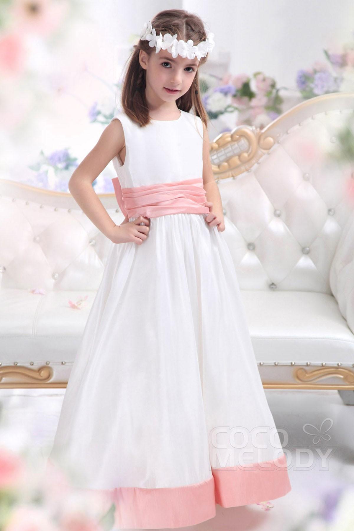 1169006f442 Flower Girl Full Length Gowns - raveitsafe