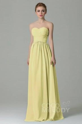 bridesmaid dresses yellow