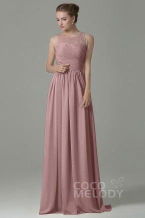 d2390aa0f82 Silver Pink Long Bridesmaid Dresses