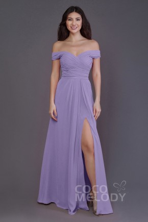 Light Lavender Bridesmaids Dresses | Cocomelody®