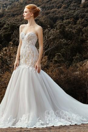 Plus Size Wedding Gown Rentals Las Vegas Cocomelody,Black Woman Mermaid Wedding Dresses 2020