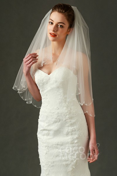 Cocomelody: Lace Wedding Veils, Cheap Bridal Veils