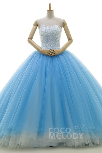 Cocomelody: Princess Ball Gown Wedding Dresses