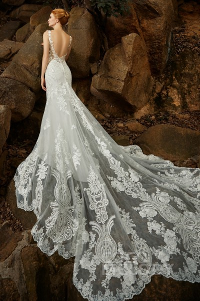 Elegant Luxurious Wedding Dresses From Grace Luxury Cocomelody