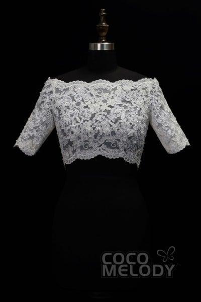 9e0962e0 Wedding Jackets, Wedding Shawls, Bridal Wraps | Cocomelody