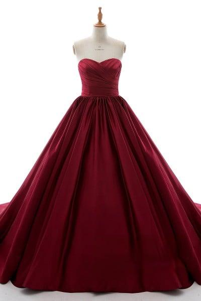 Orange Wedding Dress Fashion Dresses