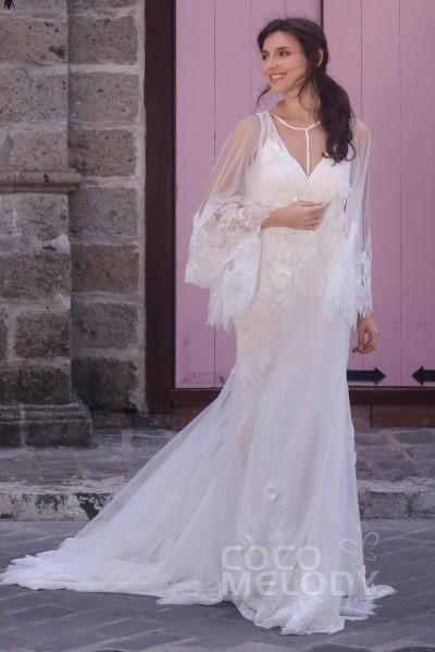 Bohemian Wedding Dresses Vintage Wedding Dresses Cocomelody