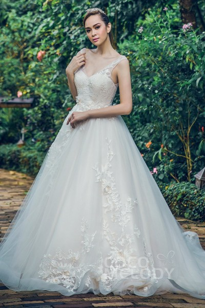 Cocomelody Custom Wedding Dresses That Fit Your Style Body Type