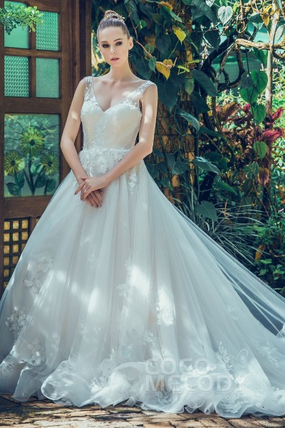 Cocomelody: CocoMelody Wedding Dresses 2018 Collection - Get inspired!