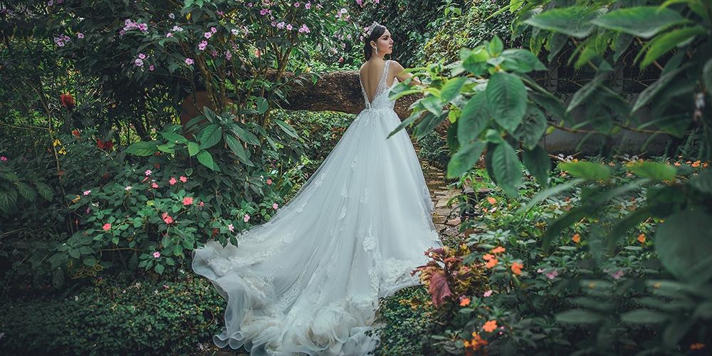 The Classic Bride LD5716