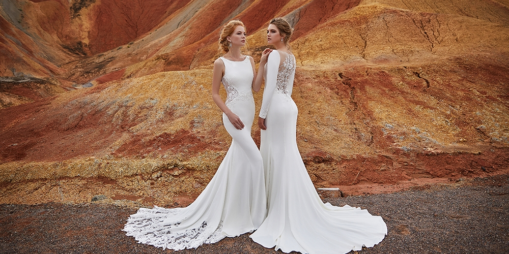 The Modern Bride LD5818 + LD5817